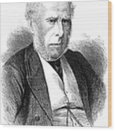Sir Charles Locock Wood Print