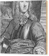 Sir Charles Lucas  Military Commander Wood Print