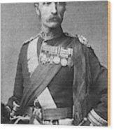 Sir George Stewart White (1835-1912) Wood Print
