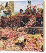 Sir Lawrence Alma Tadema Wood Print
