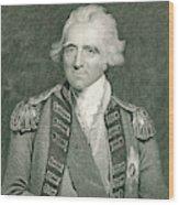 Sir Ralph Abercromby  British General Wood Print