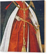 Sir Robert Devereux (1566-1601) Wood Print