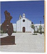 Sitges Spain Wood Print