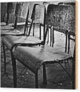 Sixth Seat  Wood Print