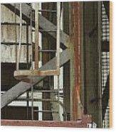 Skagway 1 Wood Print