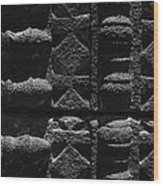 Skc 3300 Ancient Wall Art Wood Print