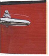 Skc 4032 The Red Door  Wood Print