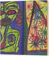 Sketchbook Image 5 Wood Print