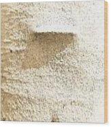 Skin Wood Print