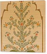 Skn 1324 Dextrous Devotion Wood Print