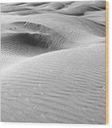 Skn 1411 Soothing Sanddunes Wood Print