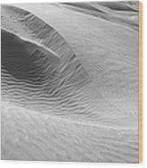 Skn 1417 Leaf Pattern Wood Print
