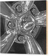 Skop Wheel Wood Print
