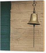 Skc 0005 Doorbell Wood Print