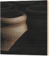 Skc 0150 Freshly Molded Wood Print