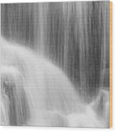 Skc 0220 Flowing Design Wood Print