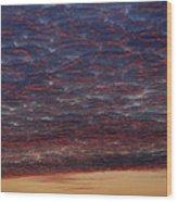 Skc 0338 Sky Desert Wood Print