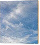 Sky Paintings IIi Wood Print