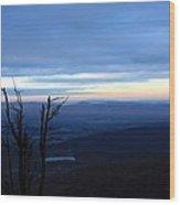 Skyline5 Wood Print