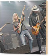 Skynyrd-group-7670 Wood Print