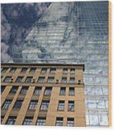 Skyscraper 5 Wood Print
