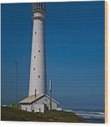 Slangkop Lighthouse Wood Print