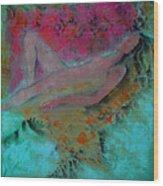 Sleeping Beauty II Wood Print