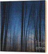 Sleepwalking... Wood Print