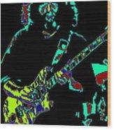 Slipknot 2 Wood Print