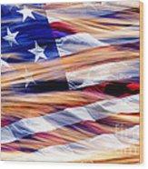 Slipping Away - D001883-a Wood Print