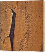 Slit Wood Print