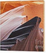 Slot Canyon Swirl Wood Print