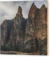 Smith Rock State Park 3 Wood Print