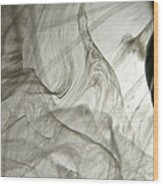 Smoke 4 Wood Print