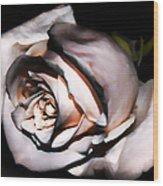 Smoked Rose Wood Print