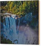 Snoqualmie Falls Wood Print