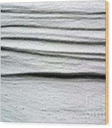 Snow Drift 01 Wood Print