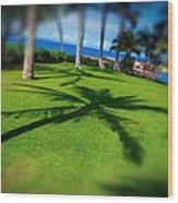 So Hawaiian... Wood Print