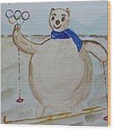 Sochi Wood Print