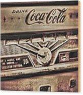 Soda Wood Print