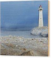 Sodus Point Lighthouse Wood Print