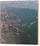 Soft Early Morning Light Over The Grand Canyon Wood Print