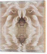 Soft Fantasy Wood Print