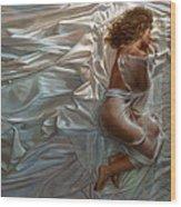 Sogni Dolci Wood Print