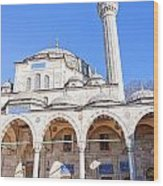 sokullu pasa camii Mosque 03 Wood Print