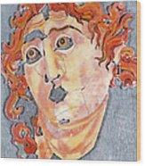 Sol Invictus Wood Print