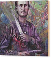 Soldier Fellow 1 Wood Print