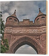 Soldiers And Sailors Memorial Arch Wood Print