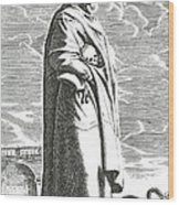 Solon Of Athens, Sage Of Greece Wood Print