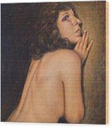 Someone Else II Wood Print by John Silver